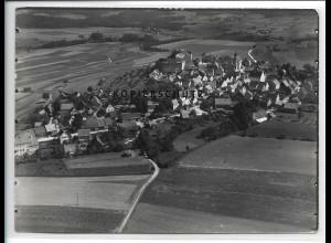 ZZ-4276/ Lupburg Foto seltenes Luftbild 1937 18 x 13 cm