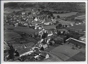 ZZ-4285/ Velburg Foto seltenes Luftbild 1937 18 x 13 cm