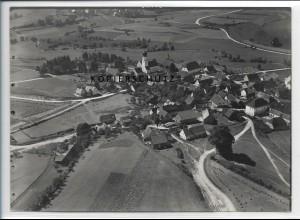ZZ-4286/ Lengenfeld bei Velburg Foto seltenes Luftbild 1937 18 x 13 cm