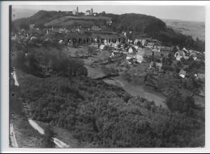 ZZ-4287/ Sulzburg b. Mühlhausen Foto seltenes Luftbild ca.1938 18 x 13 cm