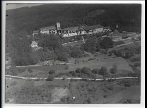 ZZ-4296/ Donaustauf bei Regensburg Foto seltenes Luftbild 1937 18 x 13 cm