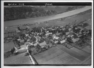 ZZ-4307/ Staubing b. Kelheim Foto seltenes Luftbild 1938 18 x 13 cm