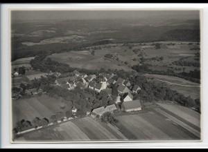 ZZ-4120/ Frickenhofen b. Gschwend Foto seltenes Luftbild 1936 17 x 12 cm