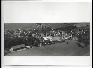 ZZ-4156/ Treschklingen Foto seltenes Luftbild ca. 1936 18 x 13 cm