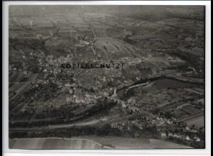 ZZ-5484/ Neudenau Krs. Heilbronn seltenes Foto Luftbild 18 x 13 cm