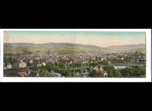 Y18778/ Osterode Harz Klapp AK 1909
