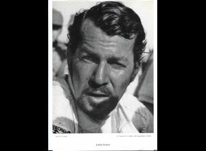 C4111/ Joakim Bonnier Formel 1 Rennfahrer 60er Jahre, gestorben 1972 29,5 x 20cm