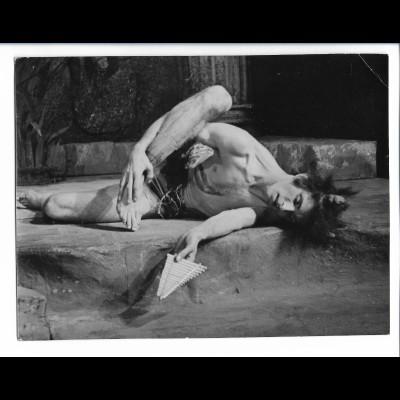 C4093/ Tänzer Marcel Luitpart Foto 19,5 x 14,8 cm 50er Jahre
