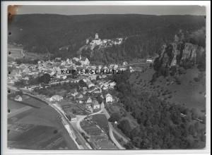 ZZ-4428/ Kipfenberg Foto seltenes Luftbild 1936 18 x 13 cm