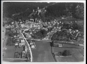 ZZ-4426/ Kipfenberg Foto seltenes Luftbild 1936 18 x 13 cm