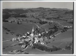 ZZ-4407/ Stiefenhofen Foto seltenes Luftbild 1935 18 x 13 cm