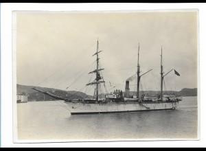 C4224/ Amerikanisches Segelschulschiff Segelschiff USA altes Foto 17,5 x 12,5 m