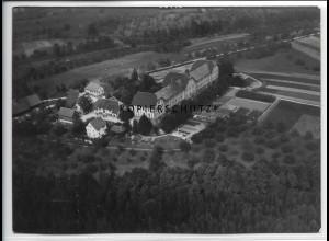 ZZ-4528/ Steigacker b. Backnang Foto seltenes Luftbild 1937 18 x 13 cm