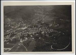 ZZ-4559/ Murrhardt Foto seltenes Luftbild ca.1936 18 x 13 cm