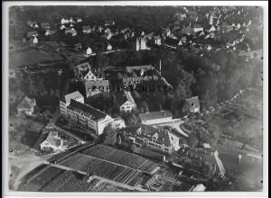 ZZ-4601/ Stetten b. Kernen im Remstal Foto seltenes Luftbild 1937 18 x 13 cm