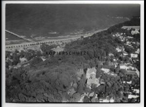ZZ-4767/ Göhren Rügen Foto seltenes Luftbild 1939 18 x 13 cm
