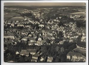 ZZ-4665/ Steinheim am Albuch Foto seltenes Luftbild 1936 18 x 13 cm