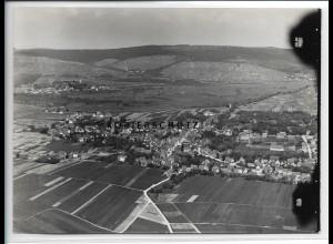 ZZ-4647/ Beutelsbach Foto seltenes Luftbild 1935 18 x 13 cm