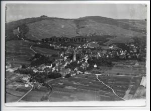 ZZ-4642/ Beutelsbach Foto seltenes Luftbild 1934 18 x 13 cm