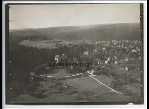 ZZ-4631/ Freudenstadt Foto seltenes Luftbild 1934 18 x 13 cm