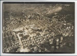 ZZ-4629/ Freudenstadt Foto seltenes Luftbild 1934 18 x 13 cm