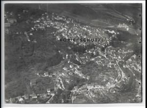 ZZ-4614/ Hechingen Foto seltenes Luftbild ca.1938 18 x 13 cm