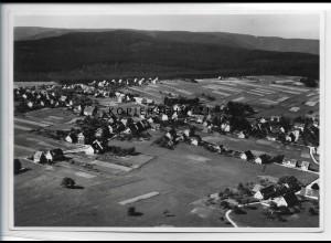 ZZ-4819/ Dobel Foto seltenes Luftbild ca.1935 18 x 13 cm