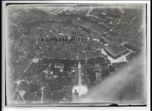 ZZ-4822/ Ansbach Foto seltenes Luftbild ca.1938 18 x 13 cm