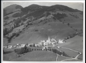ZZ-4831/ Jungholz Foto seltenes Luftbild 1938 18 x 13 cm