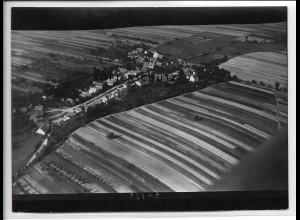 ZZ-4903/ Breitensee bei Herbstadt Foto seltenes Luftbild ca.1938 18 x 13 cm