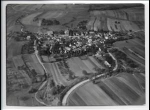 ZZ-4900/ Aub Foto seltenes Luftbild ca.1935 18 x 13 cm