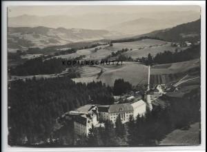ZZ-4691/ Scheidegg Foto seltenes Luftbild 1935 18 x 13 cm