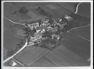 ZZ-4712/ Ruprechtsberg bei Velden Foto seltenes Luftbild 1938 18 x 13 cm