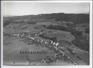 ZZ-4731/ Niederstaufen b. Sigmarszell Foto seltenes Luftbild 1935 18 x 13 cm