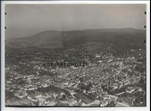 ZZ-5007/ Lahr i. B. Foto seltenes Luftbild ca.1938 18 x 13 cm