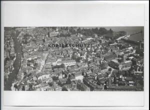 ZZ-5001/ Konstanz Foto seltenes Luftbild ca 1935 18 x 13 cm