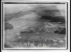 ZZ-4995/ KLoster Wald bad. Oberland Foto seltenes Luftbild ca.1935 18 x 13 cm