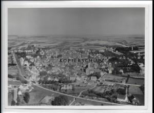 ZZ-4992/ Ehingen a. Donau Foto seltenes Luftbild 1935 18 x 13 cm