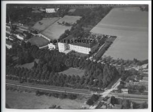 ZZ-4988/ Bad Mergentheim Foto seltenes Luftbild ca.1936 18 x 13 cm