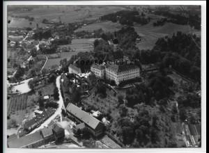 ZZ-4987/ Andechs Foto seltenes Luftbild ca.1936 18 x 13 cm