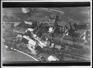 ZZ-4982/ St. Peter Schwarzwald Foto seltenes Luftbild ca.1935 18 x 13 cm