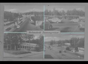 Neg6006/ Helmstedt Zonengrenze DDR-Grenze altes Negativ 60er Jahre