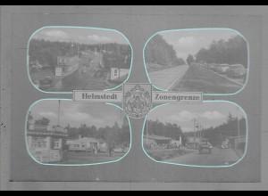 Neg6011/ Helmstedt Zonengrenze DDR-Grenze altes Negativ 60er Jahre