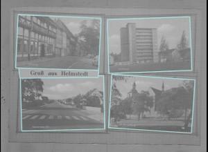 Neg6012/ Helmstedt altes Negativ 60er Jahre