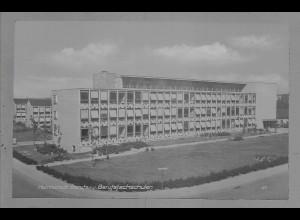 Neg6016/ Helmstedt Berufsfachschule altes Negativ 60er Jahre