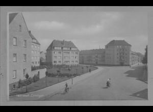 Neg6018/ Helmstedt Conringstraße altes Negativ 50/60er Jahre