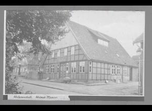 Neg6039/ Hohenwestedt Heimatmuseum altes Negativ 50/60er Jahre