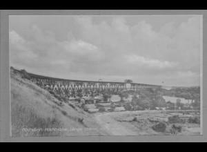 Neg6043/ Hochdonn Hochbrücke altes Negativ 50er Jahre