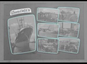 Neg6089/ Emden altes Negativ 50/60er Jahre