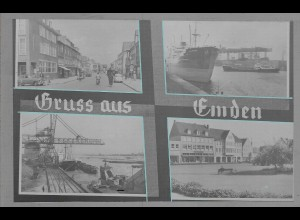 Neg6094/ Emden altes Negativ 60er Jahre